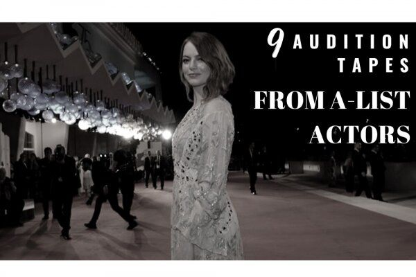 9 Audition Tapes From A-List Actors