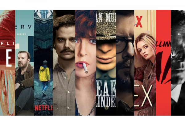 Top Netflix Series to Watch in 2019